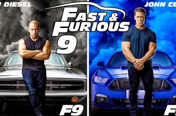 John Cena: primo sguardo all'attore in Fast & Furious 9