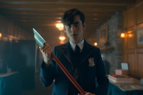 The Umbrella Academy, ecco lo psichedelico trailer della seconda stagione