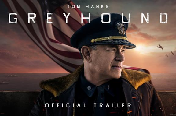 Greyhound: Tom Hanks braccato dagli U-Boot nazisti nel trailer ufficiale