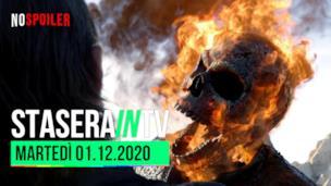 Stasera in televisione: i film da vedere martedì 01 dicembre 2020
