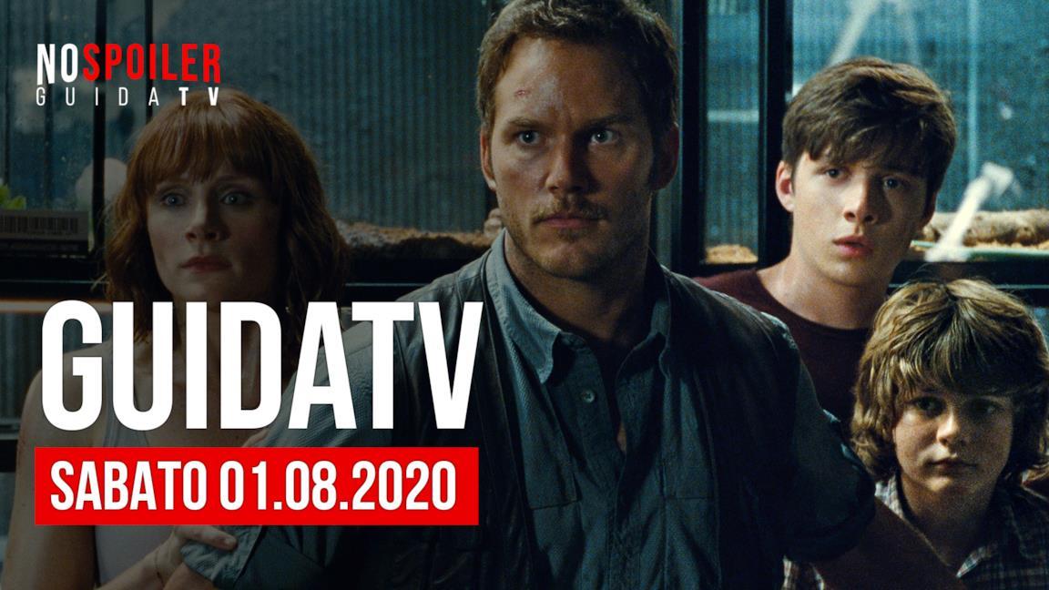 1 agosto, i film migliori di questa sera sulle reti Mediaset, RAI e SKY