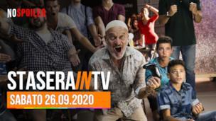 I Film da vedere stasera - sabato 26 settembre 2020