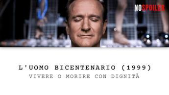 Il monologo finale del film L'uomo bicentenario
