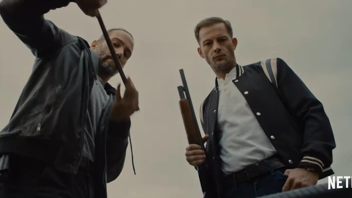 Proiettile vagante: trailer, trama e cast del film thriller di Netflix