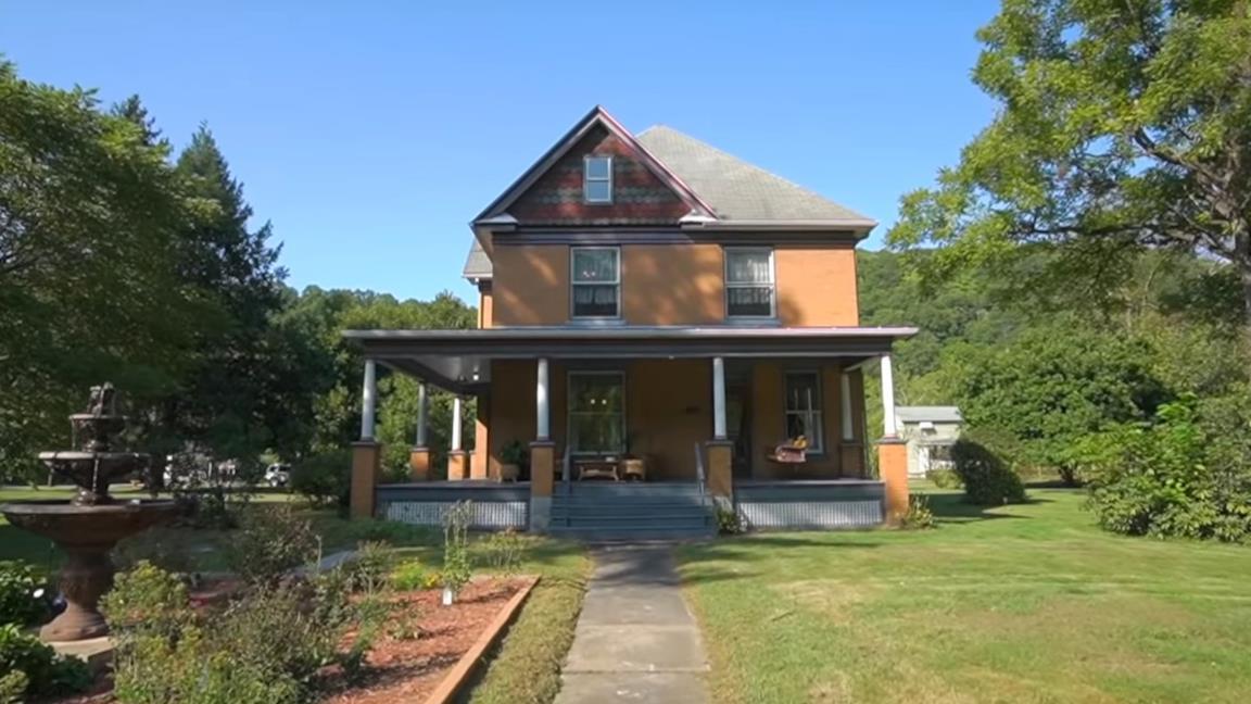 Il Silenzio degli Innocenti, la casa di Buffalo Bill è in vendita