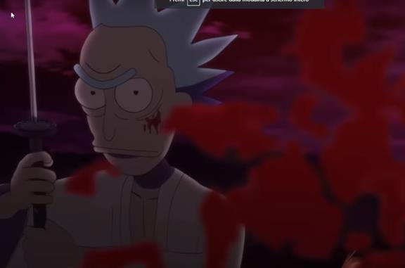 Guarda lo speciale film samurai di Rick e Morty