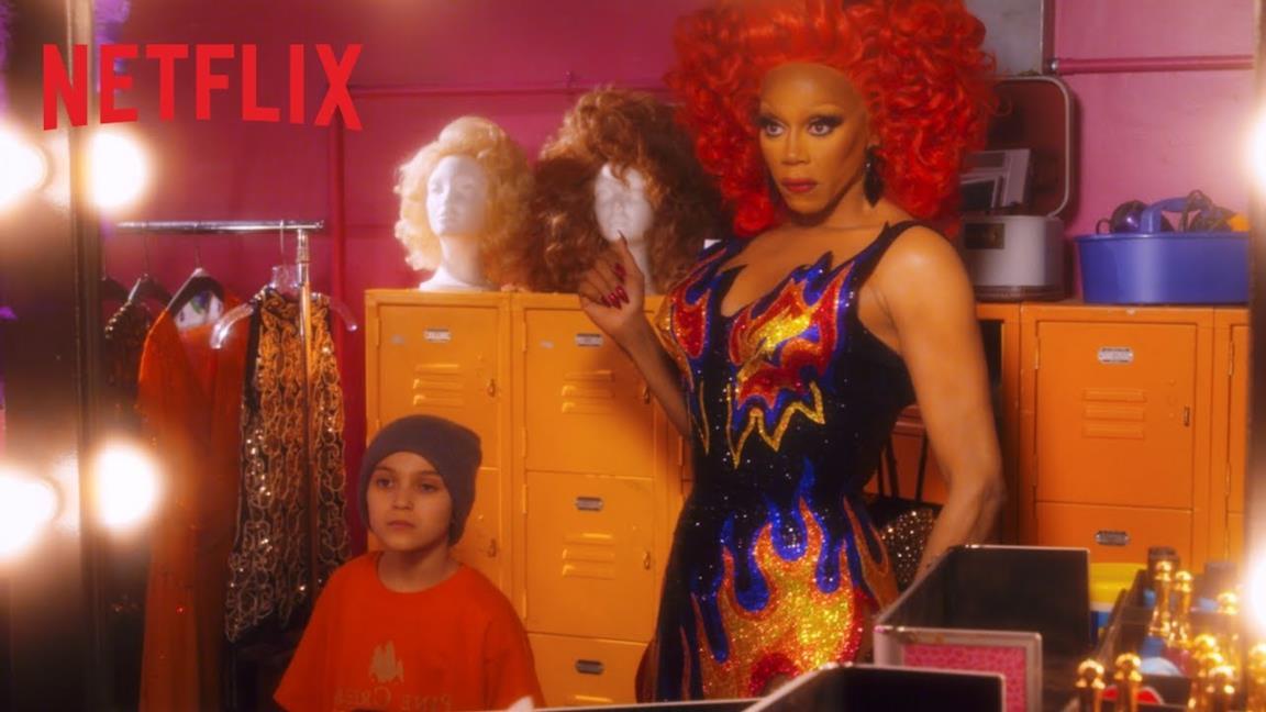 AJ and The Queen, il trailer italiano della serie comedy con RuPaul