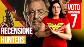 Hunters: la recensione della serie tv di Amazon con Al Pacino