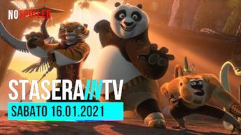 I film in onda questa sera  - sabato 16 gennaio 2021