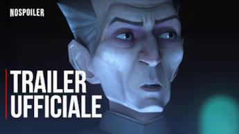 Star Wars: The Bad Batch, trailer ufficiale ITA