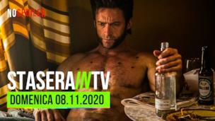 I film oggi in TV - domenica 08 novembre 2020