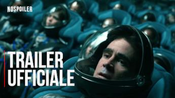Voyagers - Trailer ufficiale