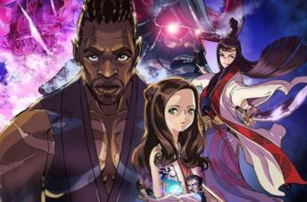Il teaser di Yasuke, la serie anime sul più grande guerriero ronin