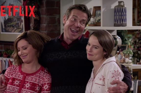 Buon quel che vi pare, il trailer della serie comedy di Netflix con Dennis Quaid