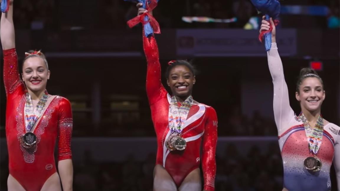 Athlete A, il documentario Netflix sullo scandalo della Ginnastica USA