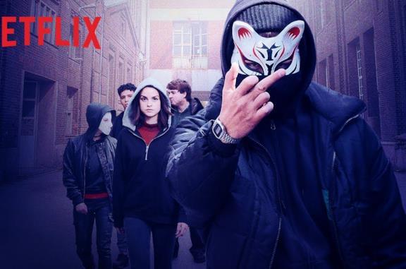 Noi siamo l'onda, l'intrigante trailer della nuova serie TV Netflix