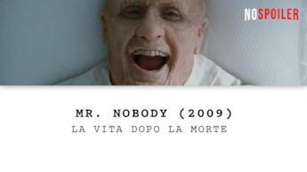 C'è vita dopo la morte frasi dal film Mr  Nobody