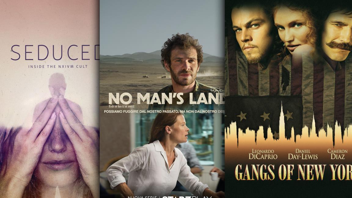 STARZPLAY: documentari, serie TV e film disponibili da novembre