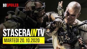 I film oggi in TV 20 ottobre 2020
