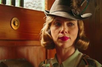 Scarlett Johansson e la doppia nomination agli Oscar