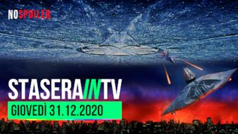 I film in TV stasera 31 dicembre 2020