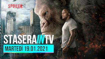 I film oggi in TV martedì 19 gennaio 2021