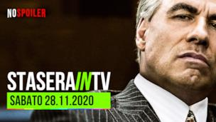 I film oggi in TV - sabato 28 novembre 2020