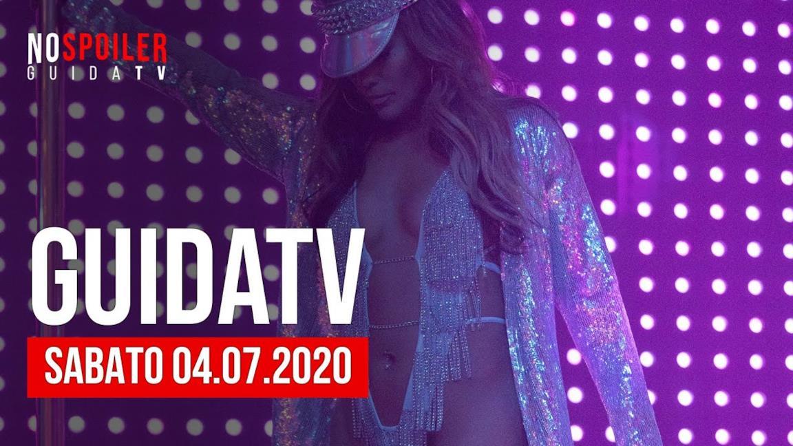 I film in TV: 4 luglio 2020