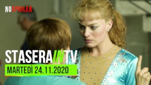 I film oggi in TV - martedì 24 novembre 2020