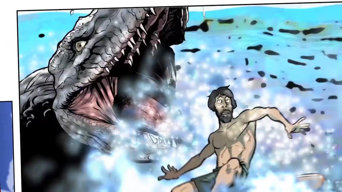 Jurassic World: Dominion, ecco il Motion Comic prequel del film