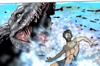Jurassic World: Dominion, ecco il Motion Comic prequel del film