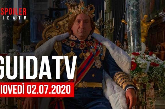 Film stasera in TV: 2 luglio 2020