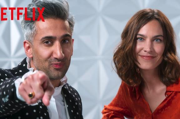 Next in Fashion: il trailer del reality Netflix con Alexa Chung e Tan France di Queer Eye