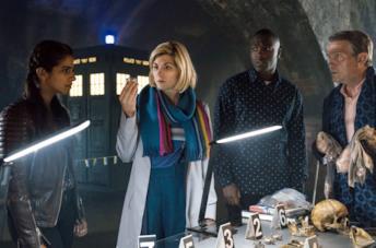 Doctor Who 12, arriva il primo trailer