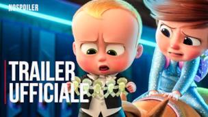 Baby Boss 2 – Affari di Famiglia - il trailer ufficiale in ITA