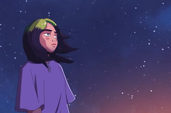 Studio Ghibli ispira il nuovo video musicale di Billie Eilish
