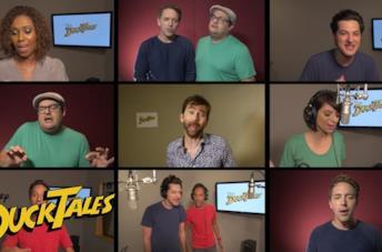 DuckTales 2017: David Tennant sarà la voce ufficiale di zio Paperone