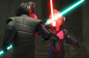 Star Wars 9: il film mai nato di Colin Trevorrow in versione animata