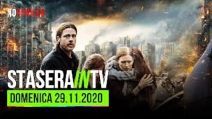 I film oggi in TV - domenica 29 novembre 2020