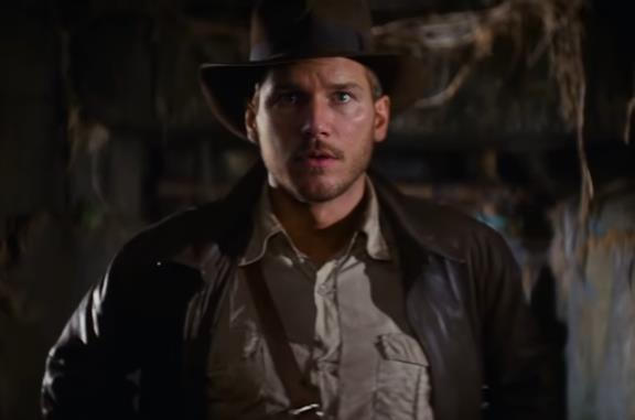 Chris Pratt è il nuovo Indiana Jones (in un video DeepFake)