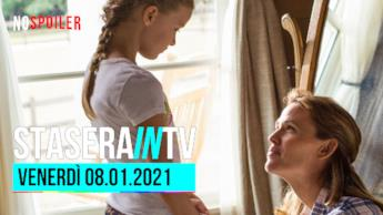 I film questa sera in TV 08 gennaio 2021