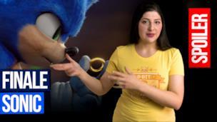 Scena post-credit e Finale di Sonic il Film