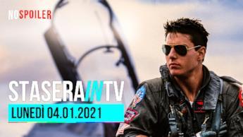 I film in onda stasera sul DTT e Sky - lunedì 4 gennaio 2021