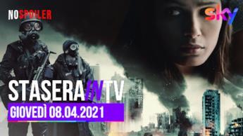 La guida tv di Sky cinema - giovedì 08 aprile 2021