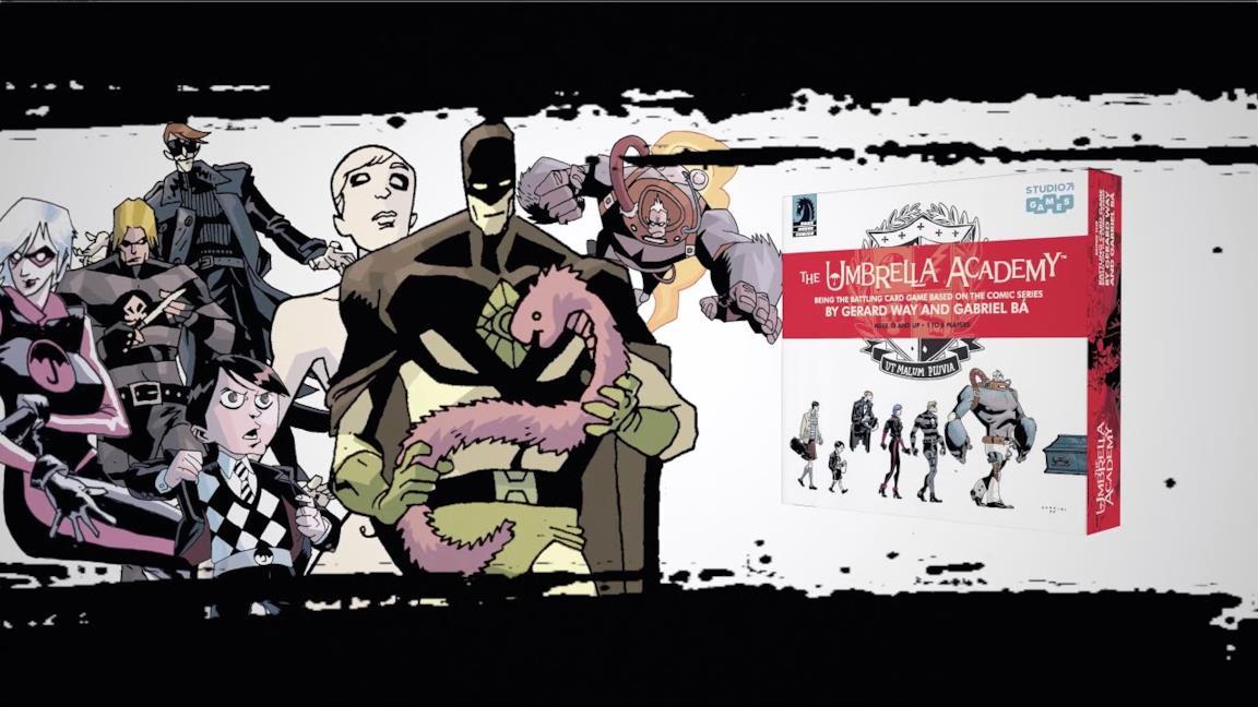 Umbrella Academy: arriva il gioco da tavolo ufficiale della serie