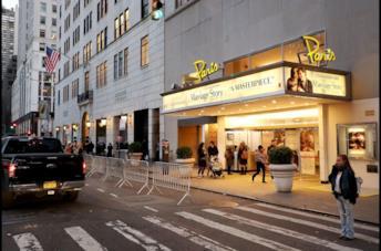 Netflix salva un cinema a New York, dove proietterà i propri film