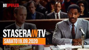 I film in TV questa sera 19 settembre 2020