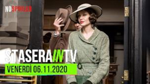 I film oggi in TV - venerdì 06 novembre