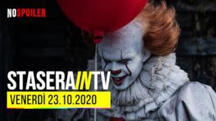 Film stasera in TV venerdì 23/10/2020