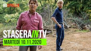 I film oggi in TV - martedì 10 novembre 2020